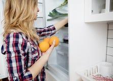 Conceito saudável do alimento Imagens de Stock