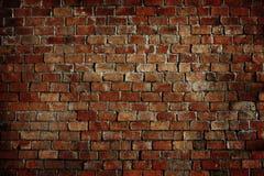 Conceito Textured bonito clássico da parede de tijolo imagem de stock