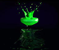 Conceito verde imagem de stock royalty free