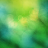 Conceito verde natural do fundo Imagem de Stock Royalty Free