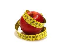 Conceitos da dieta fotografia de stock
