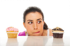 Conceitos da nutrição Imagem de Stock