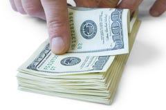 Conceitos do dinheiro imagens de stock royalty free