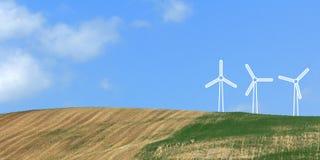 Conceitos do uso eficaz da energia Imagem de Stock Royalty Free