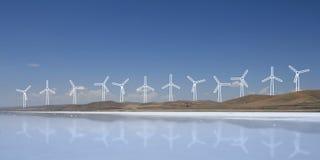 Conceitos do uso eficaz da energia Fotografia de Stock
