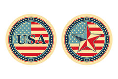 Conceitos nacionais dos EUA Fotos de Stock