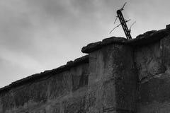 Concentração Campo Sachsenhausen Fotos de Stock Royalty Free