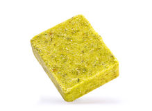 Concentrates bouillon cube Stock Photos