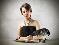 Concentration Royalty Free Stock Images