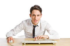 Concentration Royalty Free Stock Photos