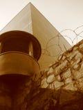 Concentration Camp, Americn War Museum, Saigon, Vietnam Stock Image