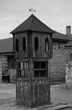 Concentration camp - Auschwitz-Birkenau,history Stock Photography
