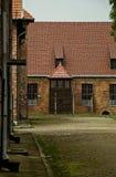 Concentration camp - Auschwitz-Birkenau,history Stock Photo