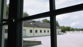 Concentration Camp Buildings