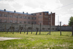 Concentration camp in Nis, Serbia Stock Photos
