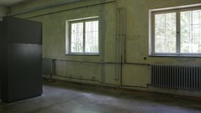 Concentration Camp Room