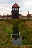 Concentration and extermination camps Stock Photography