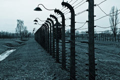 Concentration and extermination camps Stock Photo