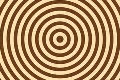 Concentric circles Royalty Free Stock Photo