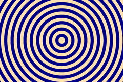 Concentric circles Royalty Free Stock Photography