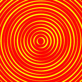 Concentric circles, rings abstract pattern. Suitable as backgrounds or elements. royalty free illustration