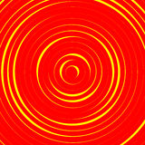 Concentric circles, rings abstract pattern. Suitable as backgrounds or elements. vector illustration