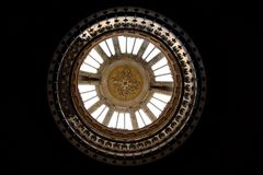 Skylight at the Teylers Museum