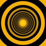 Concentric circles. To use as background vector illustration