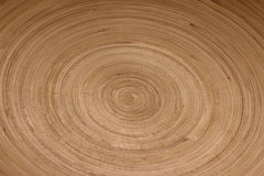 Concentric circles wood grain Stock Photo