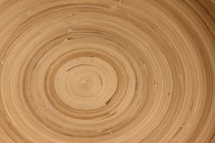 Concentric circles wood grain Stock Images