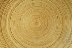Concentric wooden texture. The close up concentric wooden texture Stock Photo