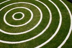 Concentrische cirkels royalty-vrije stock foto