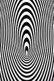 Concentrische ovalen Stock Afbeeldingen