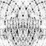 Concentrische textuur Stock Afbeelding