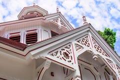 Concepção arquitetónica da rainha Anne Imagens de Stock