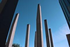 Concepção arquitetónica estética imagens de stock royalty free