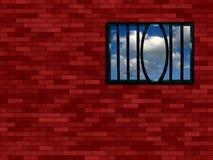 Concepção do escape ilustração royalty free