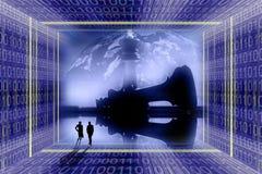 concep ψηφιακός βιομηχανικός πό&lam απεικόνιση αποθεμάτων