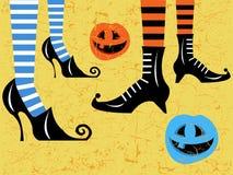 concepet halloween Arkivbilder