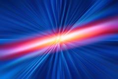 Concept à grande vitesse d'affaires et de technologie, abrégé sur rapide rapide superbe tache floue de mouvement d'accélération Photo libre de droits