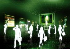 Concept 3 van het e-business
