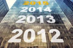 Concept 2015 Photographie stock