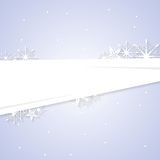 Concept abstract winter Christmas background Stock Image