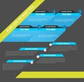 Concept abstrait de fond de vecteur pour la brochure Image libre de droits