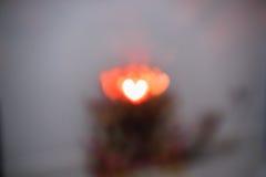 Concept abstrait de l'amour pour la valentine Photographie stock