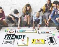 Concept adolescent à la mode gratuit de Yolo de culture de la jeunesse photo stock