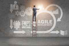 The concept of agile software development