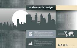 Concept of architecture design. Stock Photos