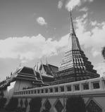 Concept asiatique de sainteté de bouddhisme d'architecture de temple photos libres de droits