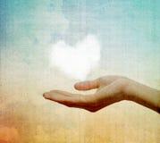 Concept au sujet de l'amour Images libres de droits
